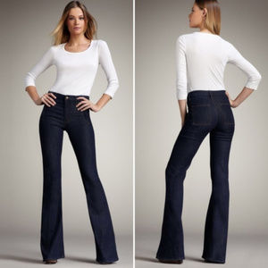 Mother The Drama High Waist Flare Jeans Joyride 24
